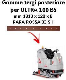 ULTRA 100 BS Hinten Sauglippen für scheuersaugmaschinen COMAC