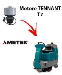 T7 Saugmotor AMETEK für scheuersaugmaschinen TENNANT
