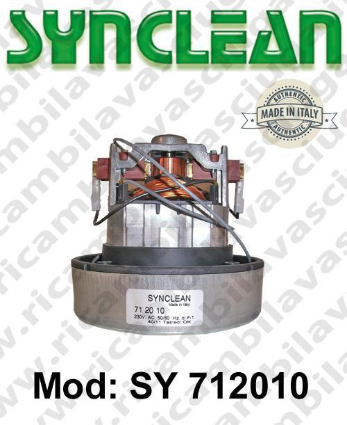 SY 712010 Saugmotor SYNCLEAN für Staubsauger