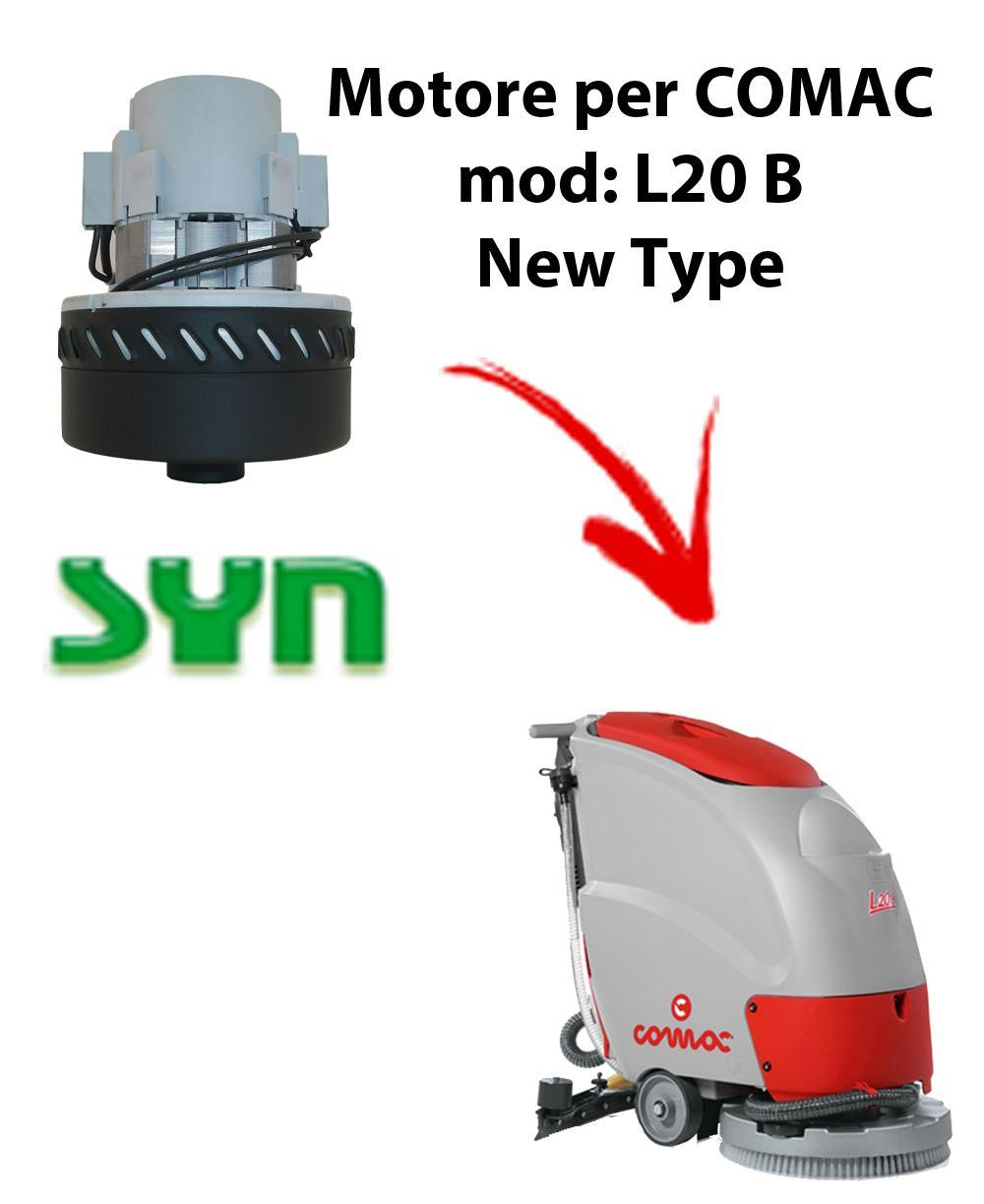 L20 B New Type Saugmotor SYNCLEAN für scheuersaugmaschinen COMAC