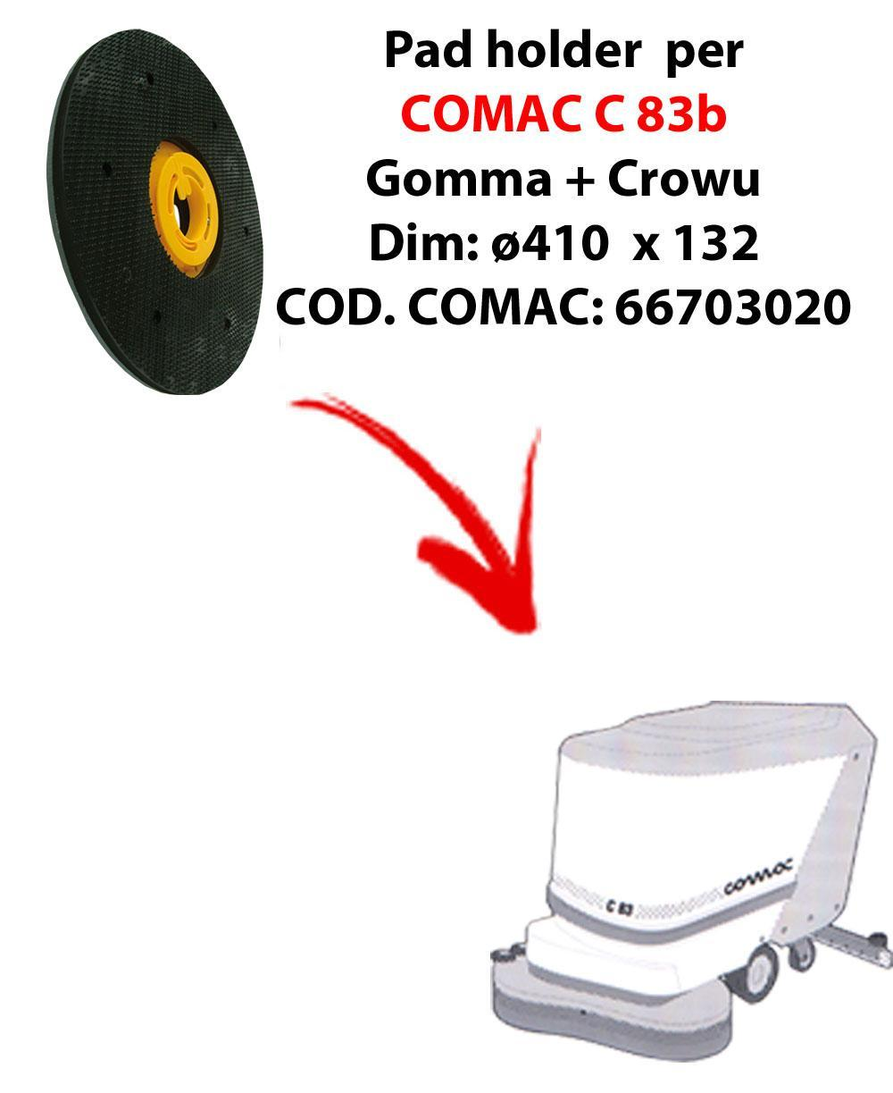 C 83 Treiberteller für scheuersaugmaschinen COMAC