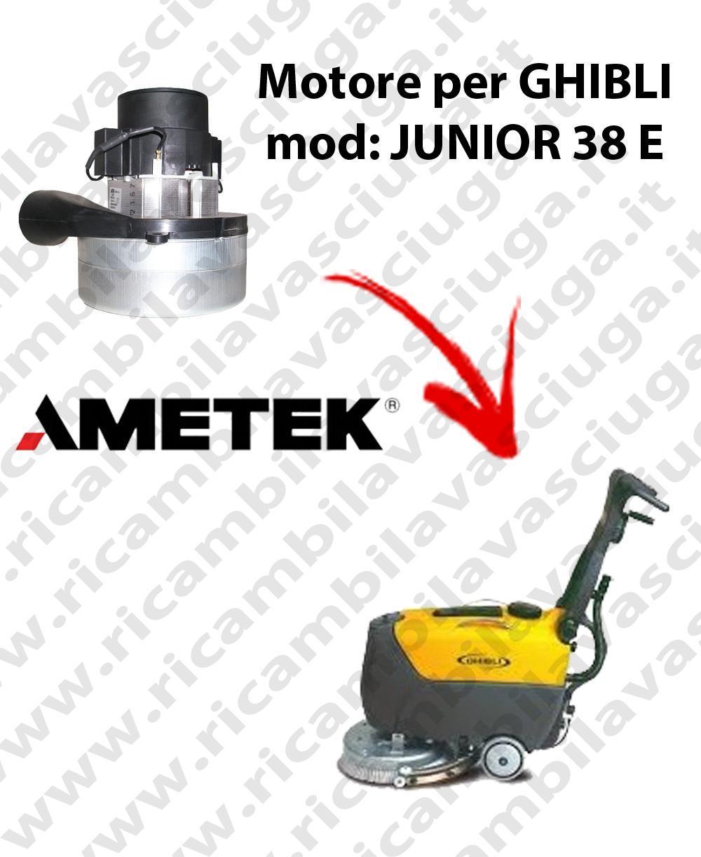 JUNIOR 38 ünd Saugmotor SYNCLEAN für scheuersaugmaschinen GHIBLI