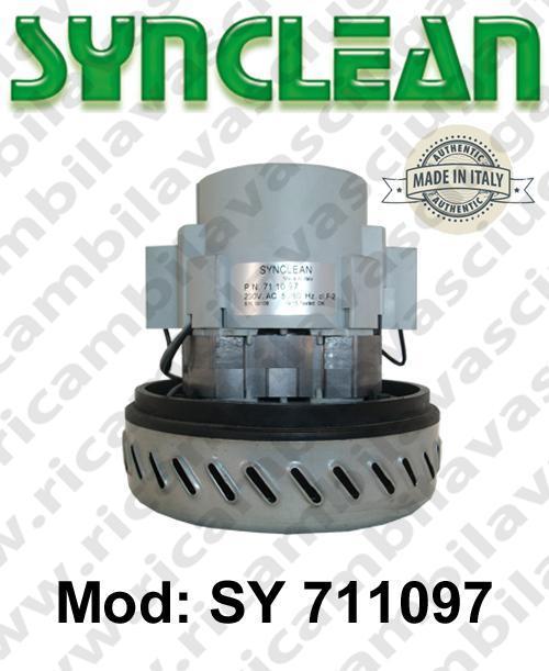 SY 711097 Saugmotor SYNCLEAN für scheuersaugmaschinen und Staubsauger