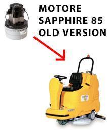 Sapphire 85 36 volt (OLD) MOTEUR ASPIRATION AMETEK autolaveuses Adiatek