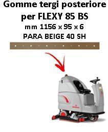 FLEXY 85 BS BAVETTE ARRIERE Comac