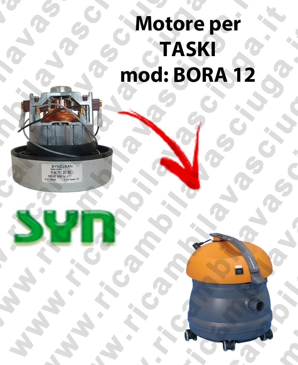 BORA 12 Saugmotor SYNCLEAN für Staubsauger TASKI