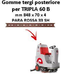TRIPLA 60 B BAVETTE ARRIERE Comac