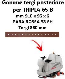 TRIPLA 65 B  BAVETTE ARRIERE Comac