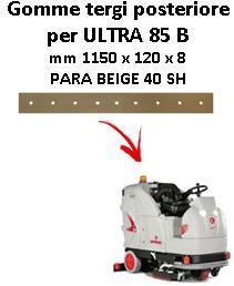 ULTRA 85 B BAVETTE ARRIERE Comac