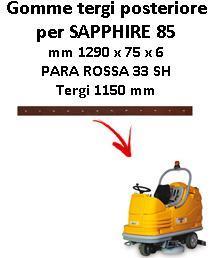 SAPPHIRE 85 BAVETTE ARRIERE Adiatek