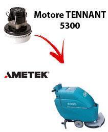 5300 MOTEUR ASPIRATION AMETEK autolaveuses TENNANT