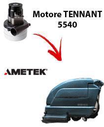 5540 MOTEUR ASPIRATION AMETEK autolaveuses TENNANT