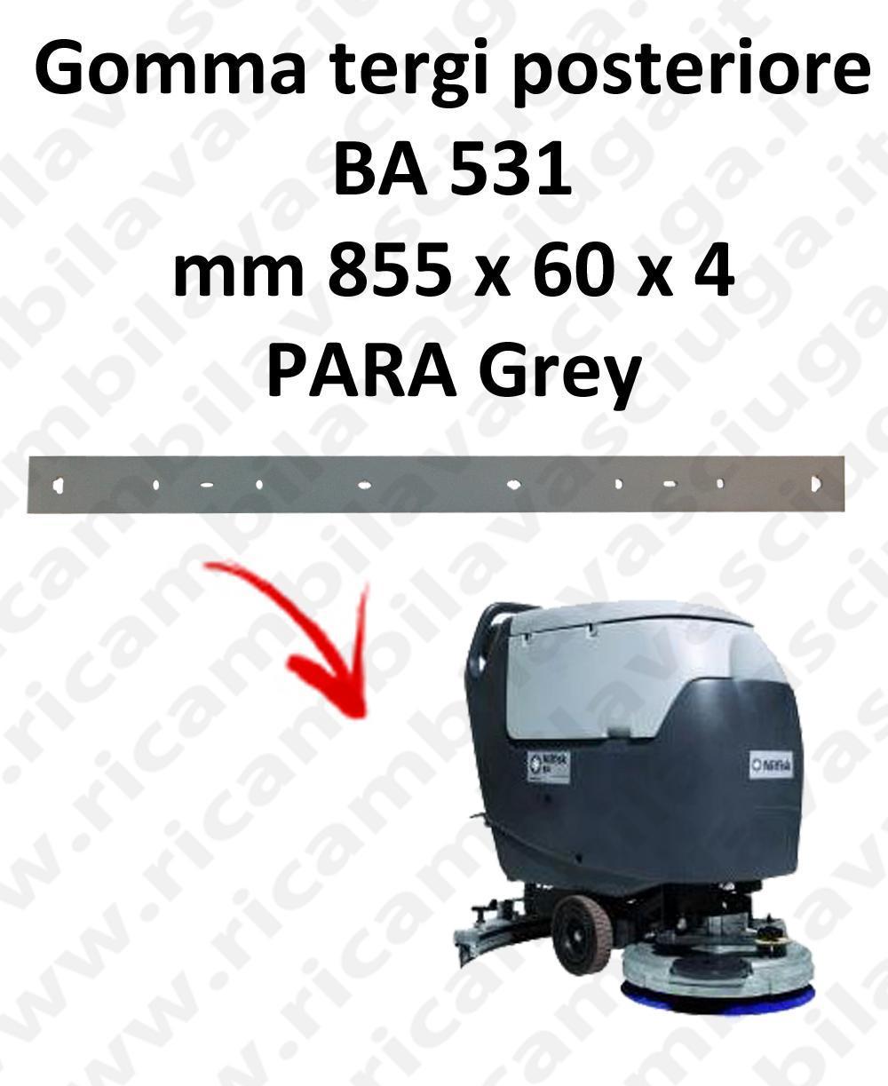 BA 531 Hinten sauglippen für scheuersaugmaschinen NILFISK