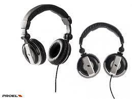 HFJ600 PROEL CUFFIA DJ