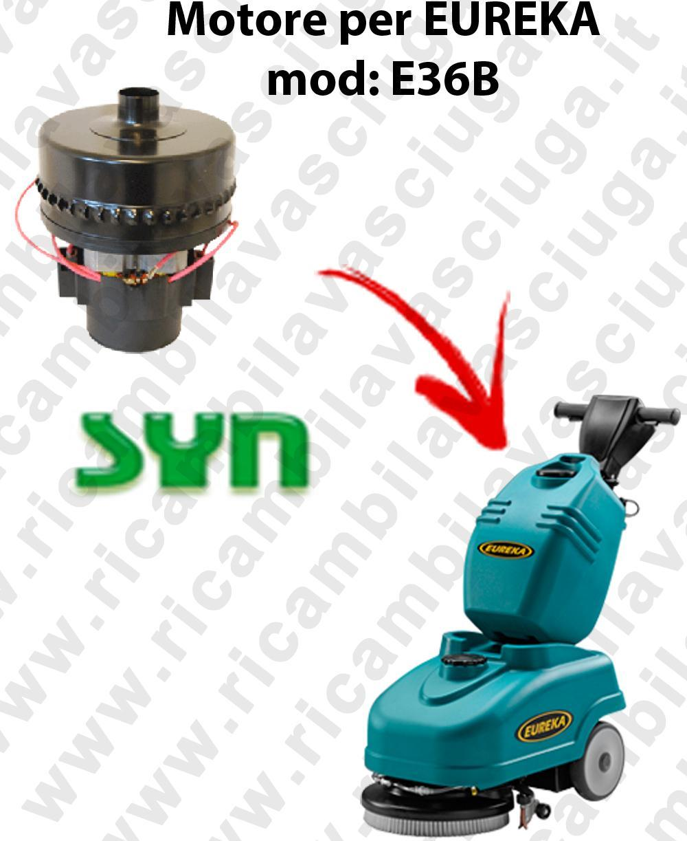 E36B Saugmotor SYNCLEAN für scheuersaugmaschinen EUREKA