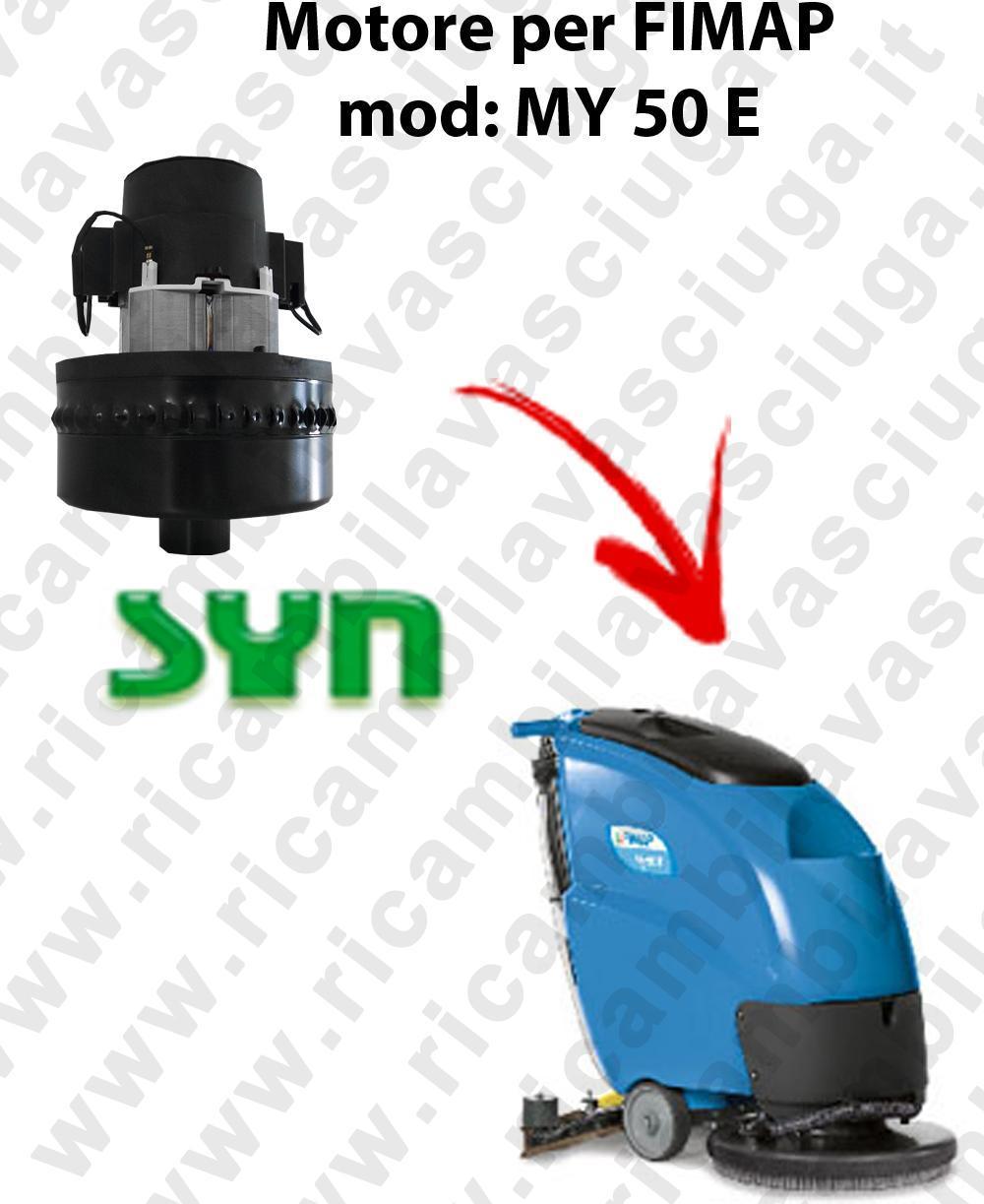 MY 50 ünd Saugmotor AMETEK für scheuersaugmaschinen FIMAP