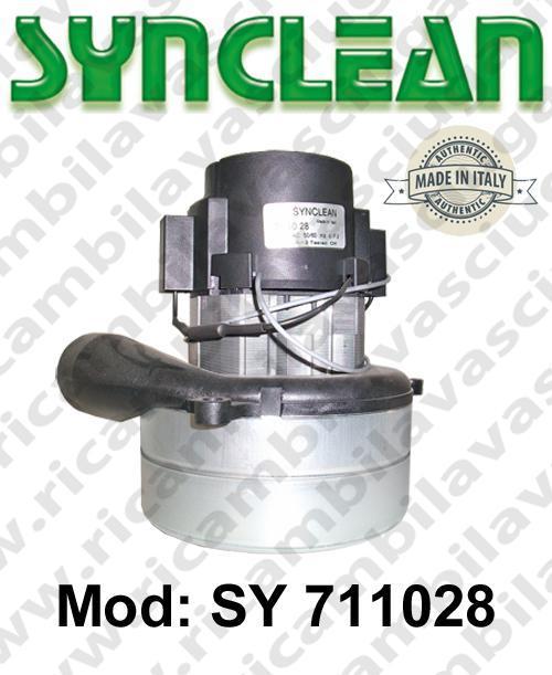 MOTEUR ASPIRATION SY 711028 SYNCLEAN pour autolaveuses et aspirateur