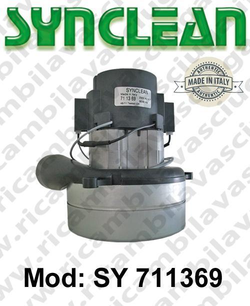 MOTEUR ASPIRATION SY 711369 SYNCLEAN pour autolaveuses et aspirateur