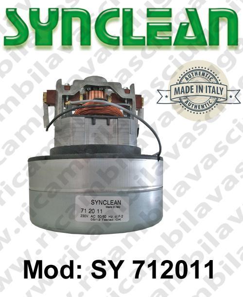 MOTEUR ASPIRATION SY 712011 SYNCLEAN pour aspirateur
