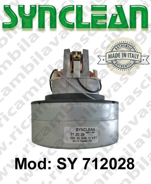 MOTEUR ASPIRATION SY 712028 SYNCLEAN pour aspirateur