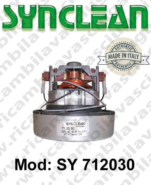 MOTEUR ASPIRATION SY 712030 SYNCLEAN pour aspirateur