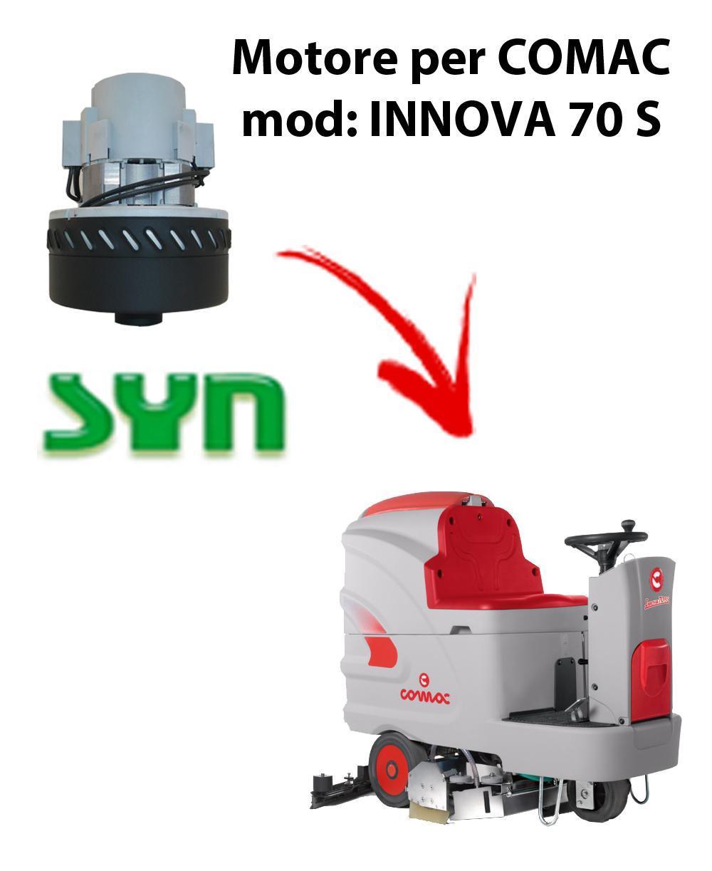 INNOVA 70 S MOTEUR ASPIRATION SYN pour autolaveuses Comac