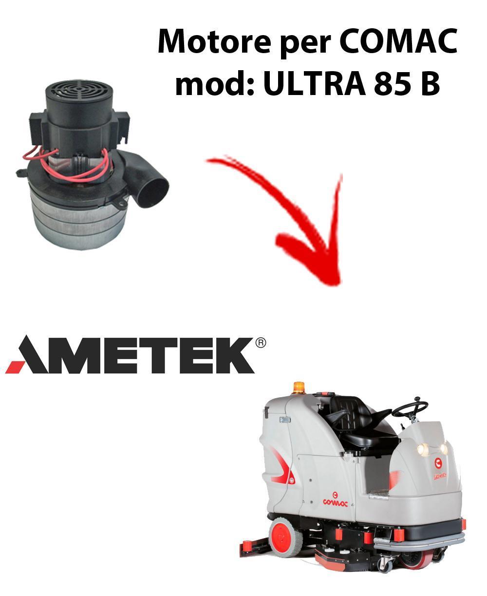 ULTRA 85 B MOTEUR ASPIRATION AMETEK ITALIA pour autolaveuses Comac
