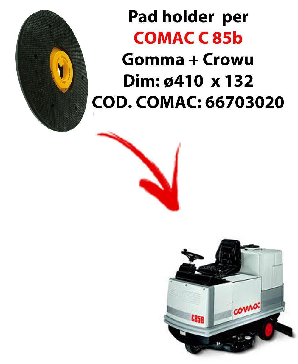 Plateau ( pad holder) pour autolaveuses COMAC C 85.