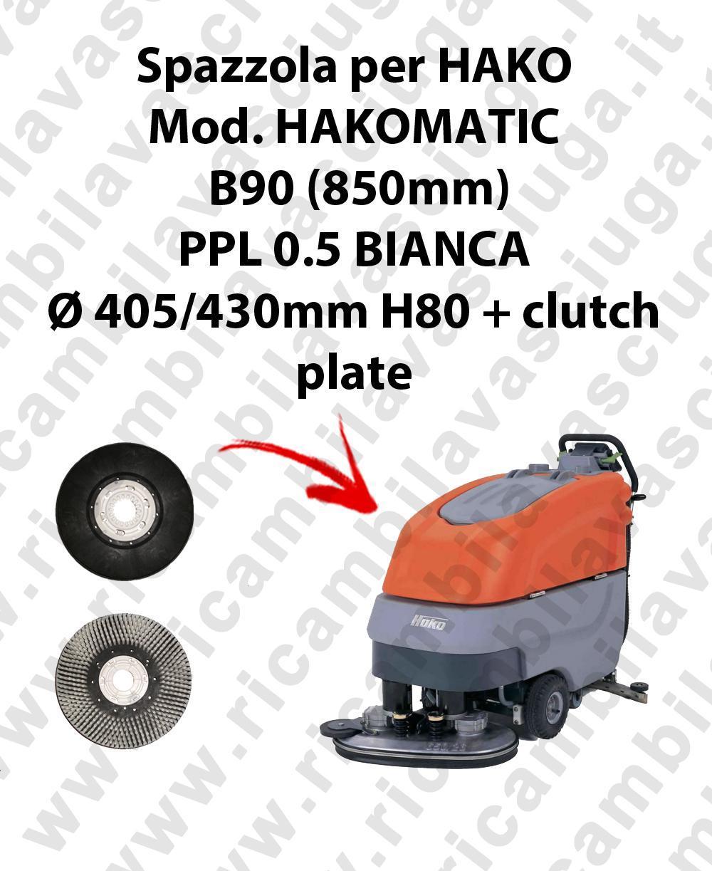 HAKOMATIC B90 CL (850mm) Bürsten für scheuersaugmaschinen HAKO
