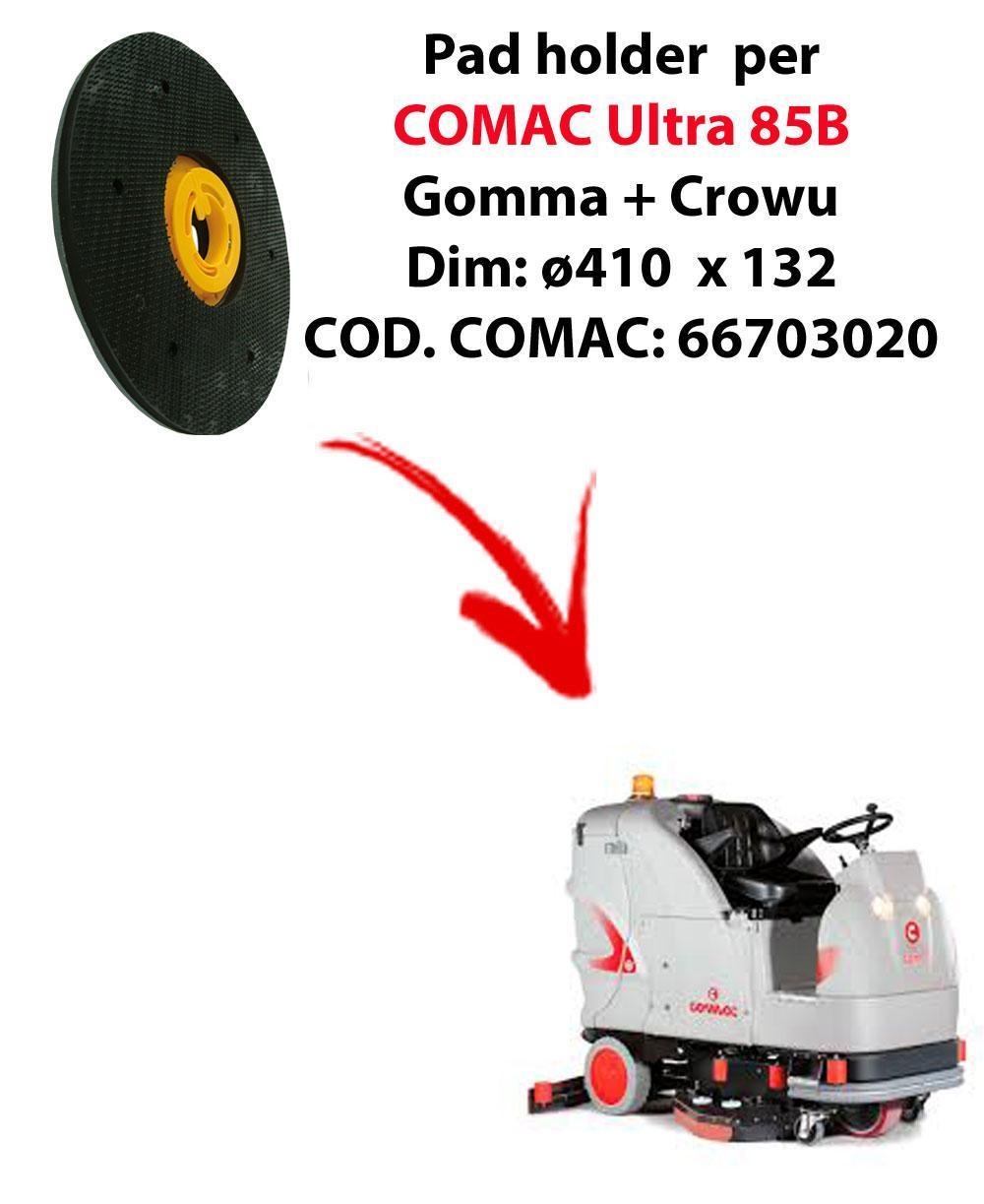 Plateau ( pad holder) pour autolaveuses COMAC Ultra 85B.