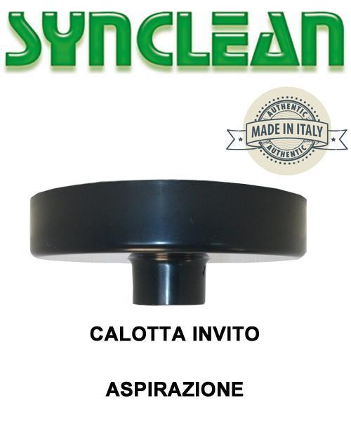 Calotta pipe d'aspiration - ADATTATORE - INLET