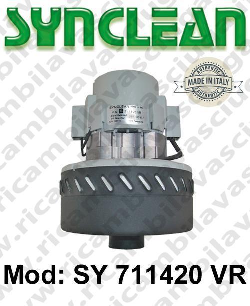 MOTEUR ASPIRATION SY 711420 VR SYNCLEAN pour autolaveuses