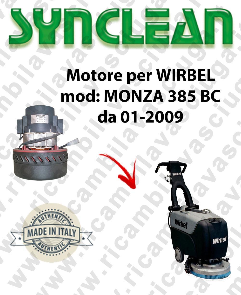MONZA 385 BC von 01-2009 Saugmotor SYNCLEAN für scheuersaugmaschinen WIRBEL