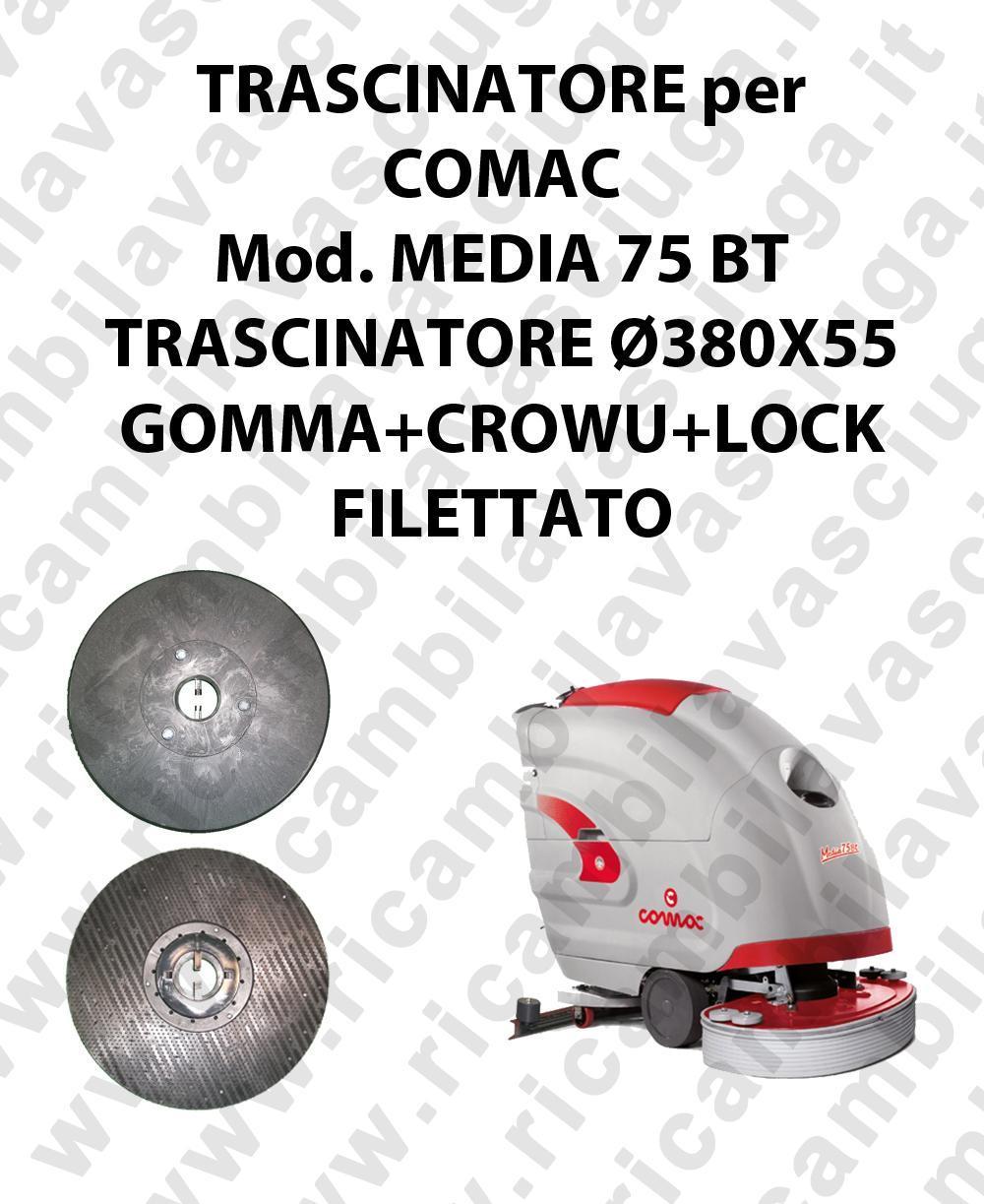 MEDIA 75 BT Treiberteller für scheuersaugmaschinen COMAC