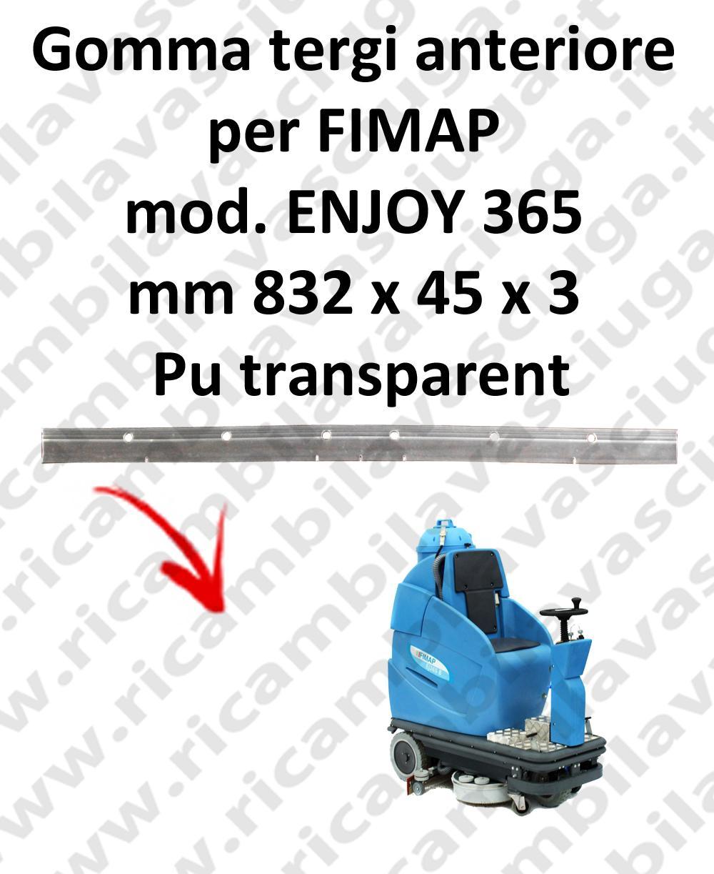 ENJOY 365 Vorder Sauglippen für scheuersaugmaschinen FIMAP