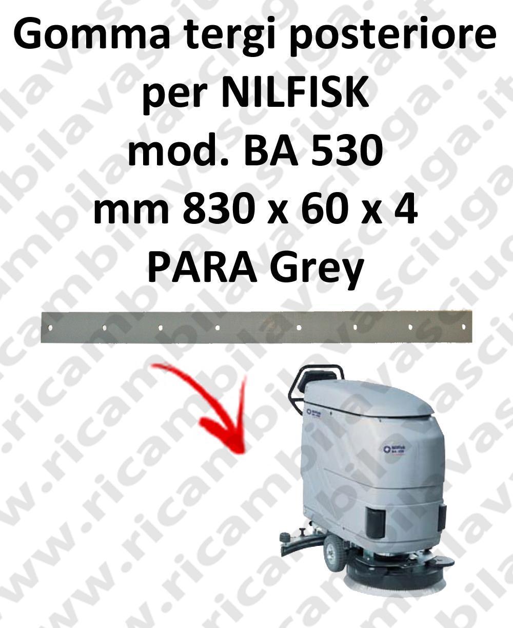 BA 530 Hinten sauglippen für scheuersaugmaschinen NILFISK