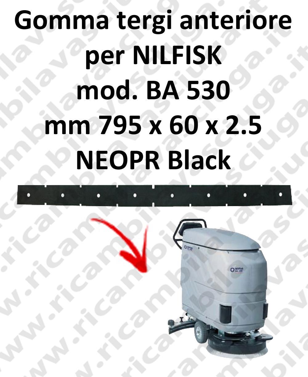 BA 530 Vorne sauglippen für scheuersaugmaschinen NILFISK