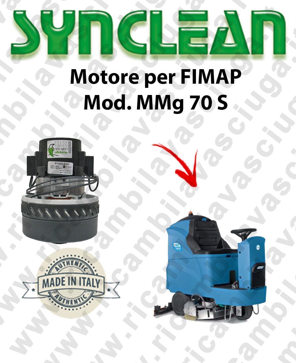 MMG 70 S Saugmotor SYNCLEAN für scheuersaugmaschinen FIMAP