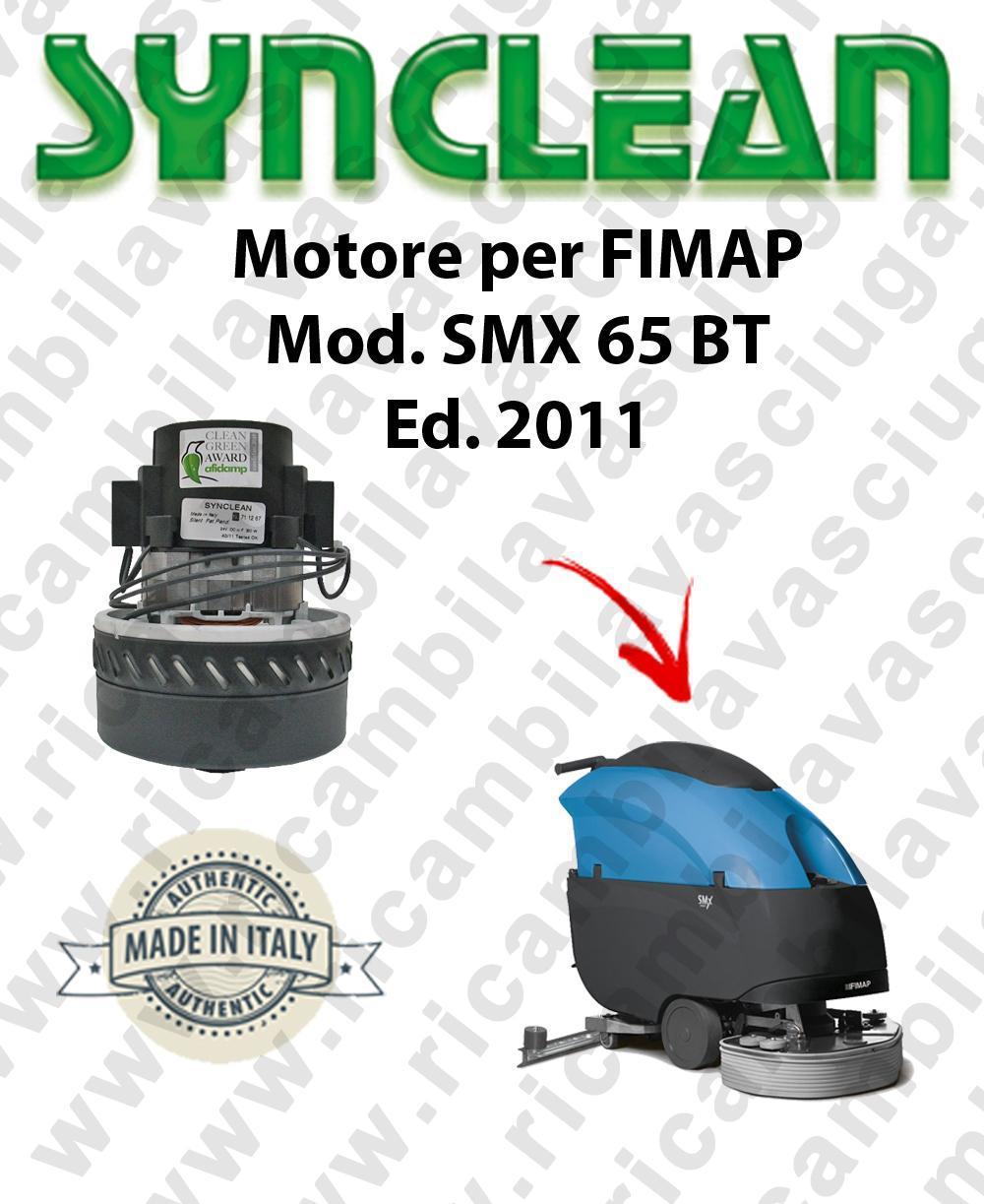 SMX 65 BT Ed. 2011 Saugmotor LAMB AMETEK für scheuersaugmaschinen FIMAP