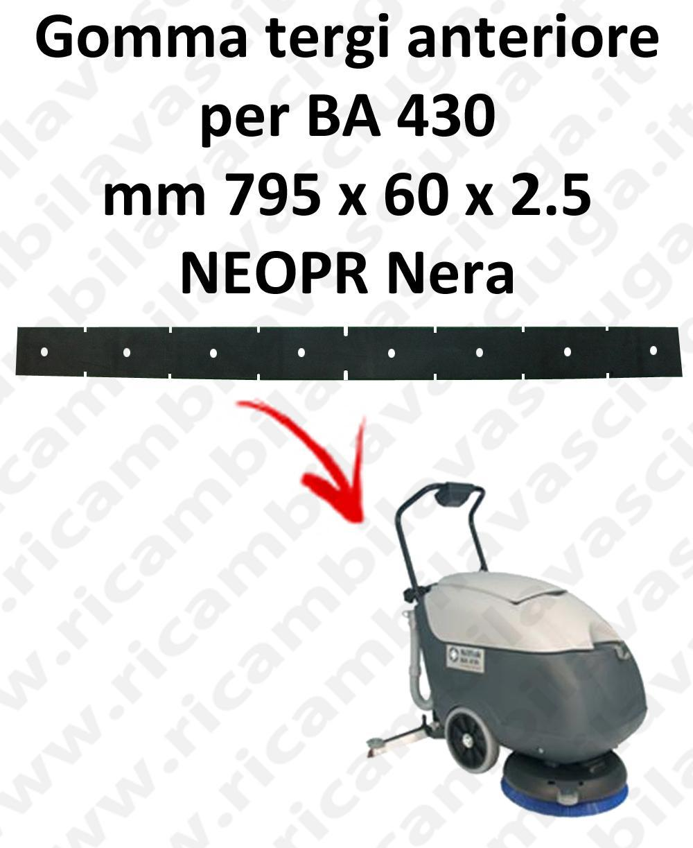 BA 430 BAVETTE AVANT  Nilfisk
