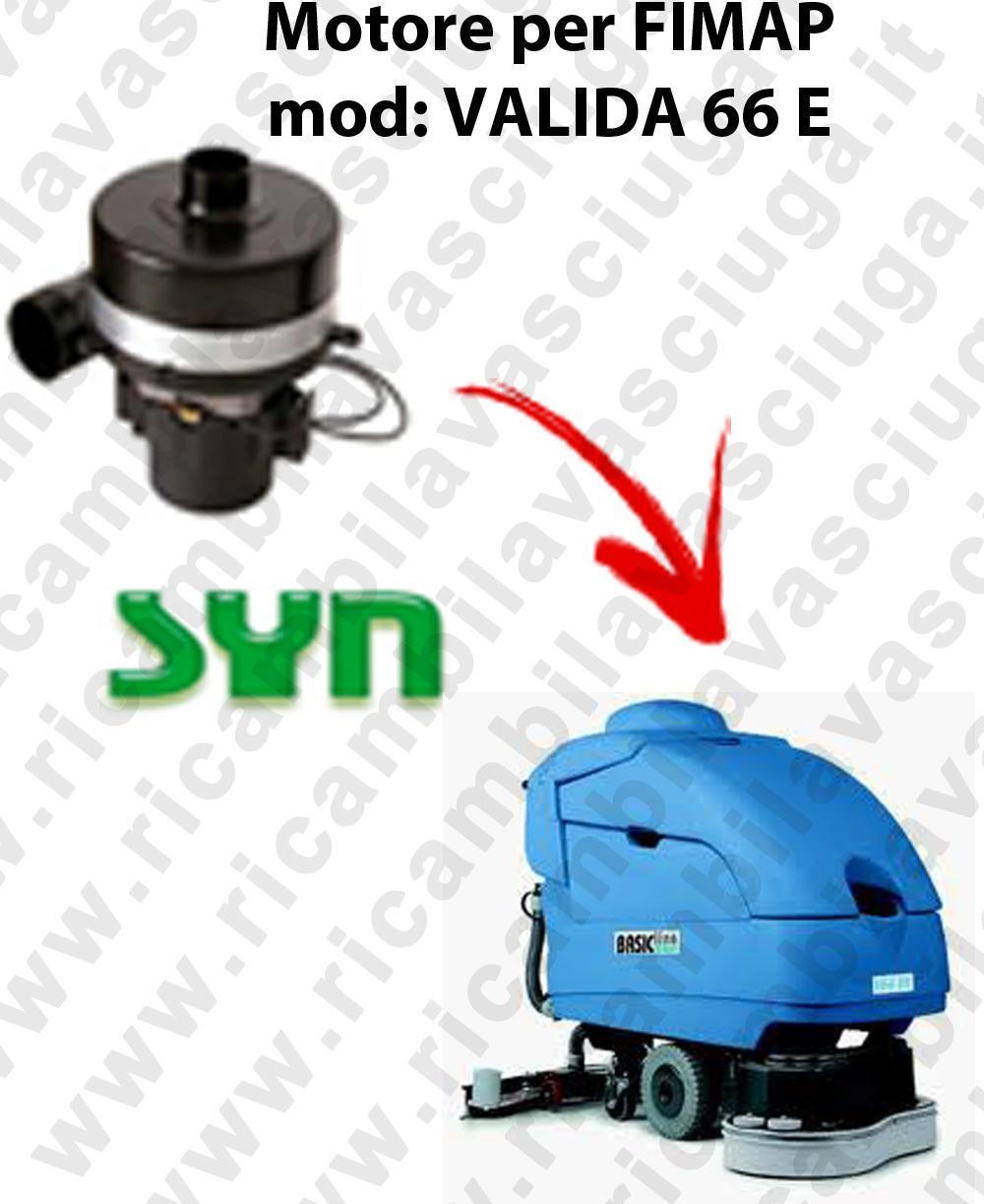VALIDA 66 et MOTEUR SYN aspiration autolaveuses Fimap