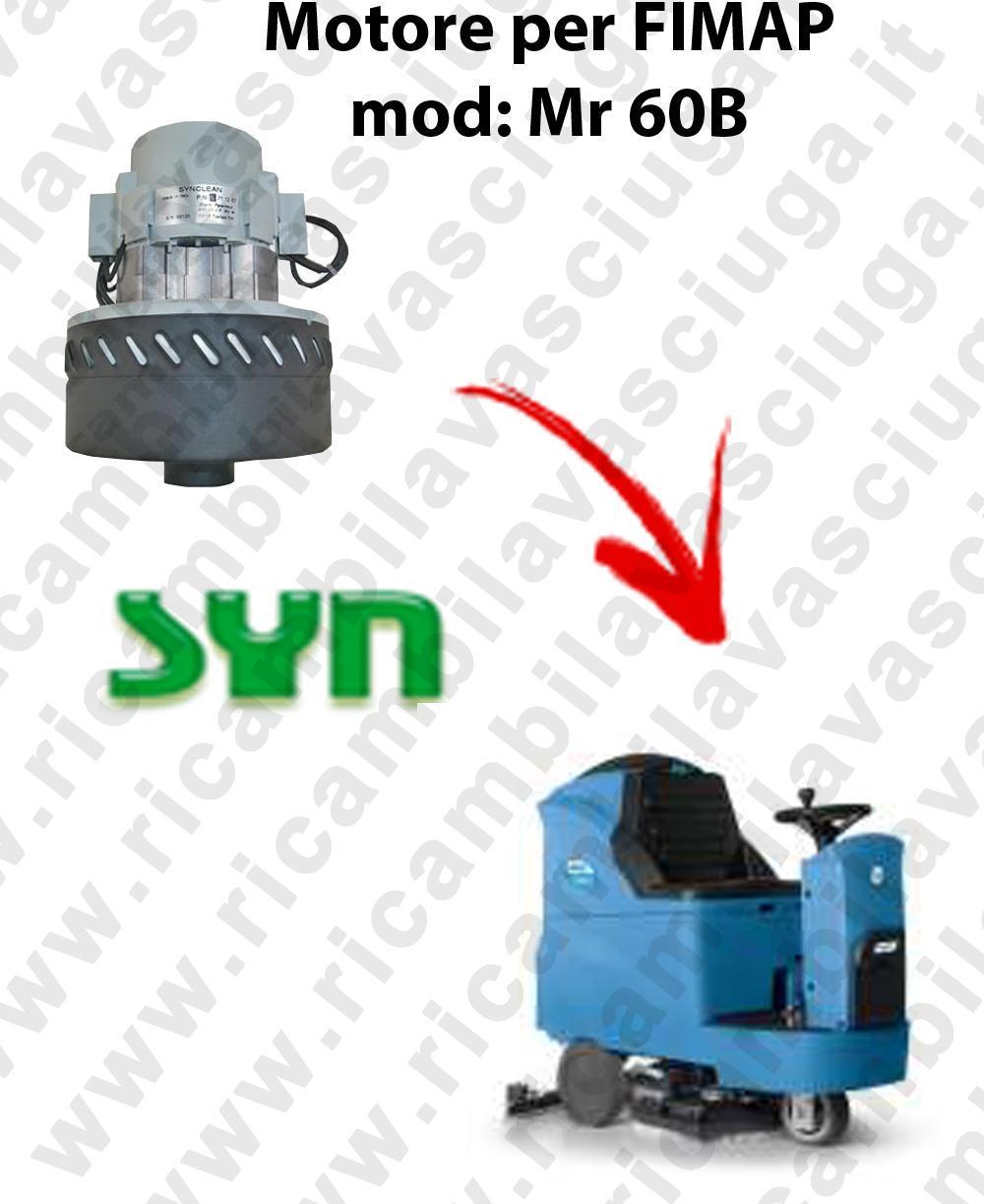 Mr 60 B MOTEUR ASPIRATION SYN pour autolaveuses Fimap