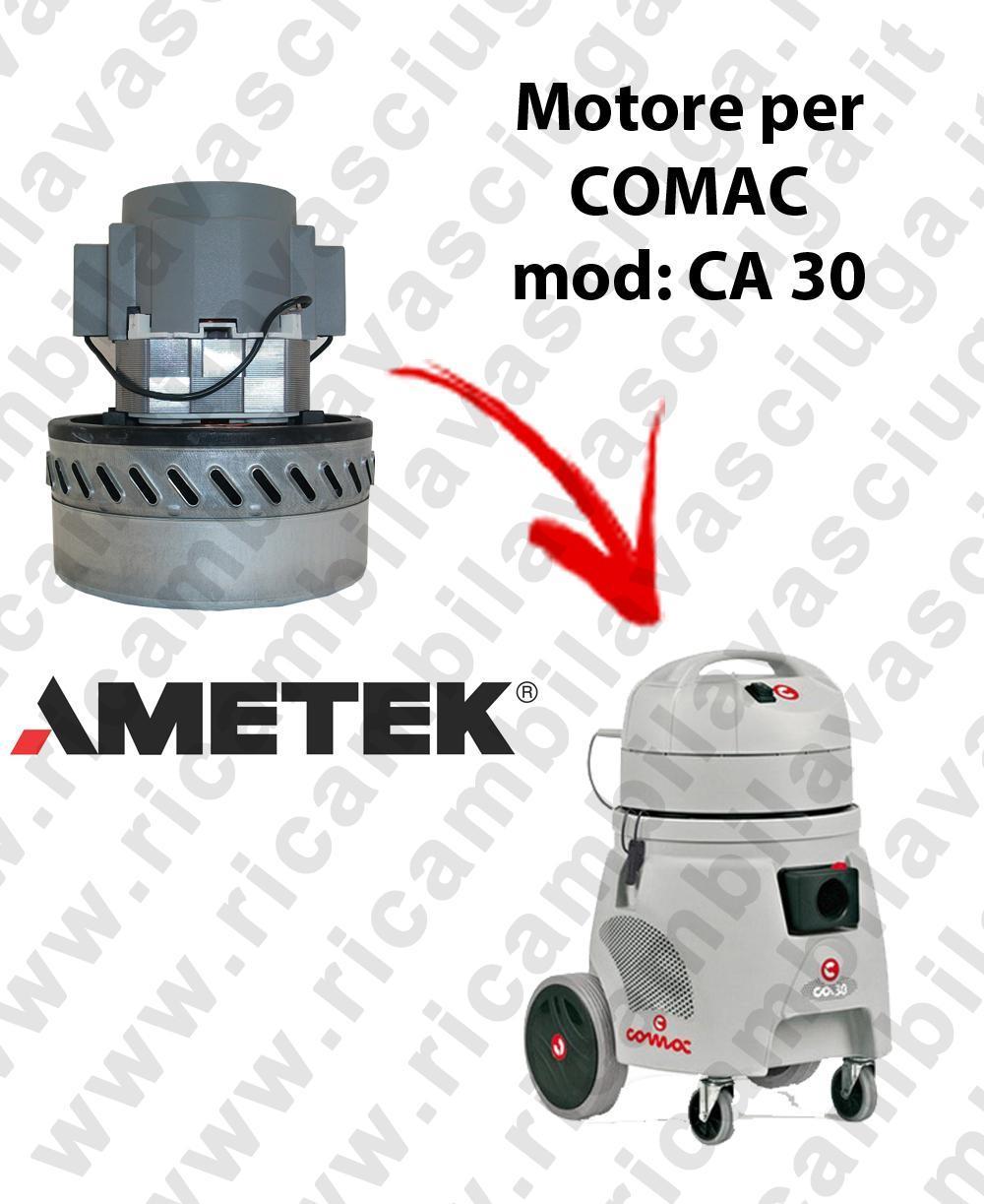 CA 30 MOTEUR AMETEK aspiration pour aspirateur et aspirateur à eau COMAC