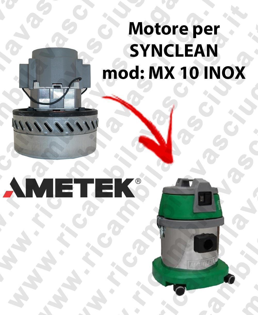 MX 10 I MOTEUR AMETEK aspiration pour aspirateur MAXICLEAN