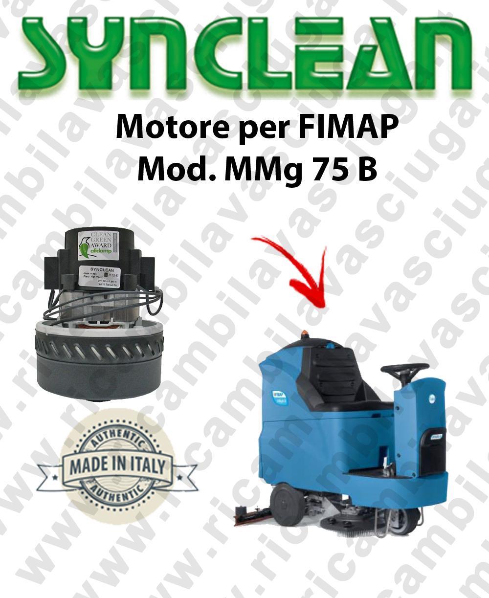 MMG 75 B moteur aspiration SYNCLEAN autolaveuses FIMAP