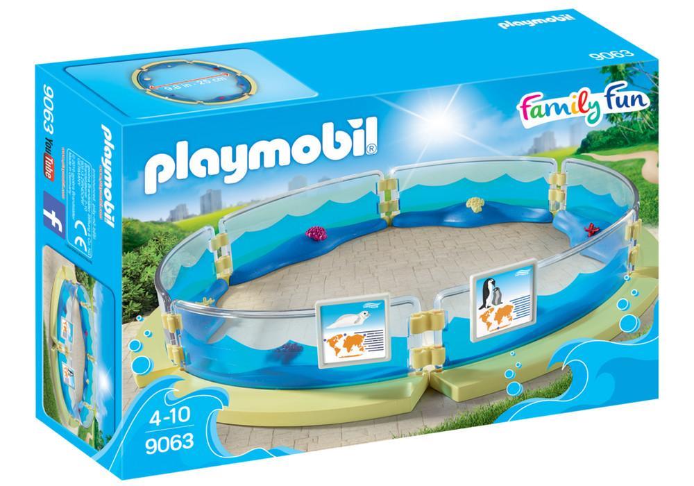 PLAYMOBIL VASCA PER I PESCI 9063
