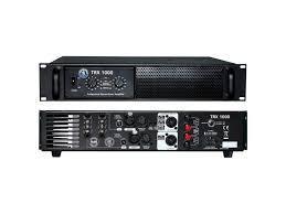 CROWN XLI3500 AMPLIFICATORE 2X1000W