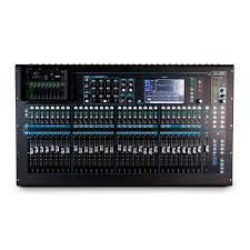 DIGITALE MIXER ALLEN HEATH QU32 CHROME 32CANALI