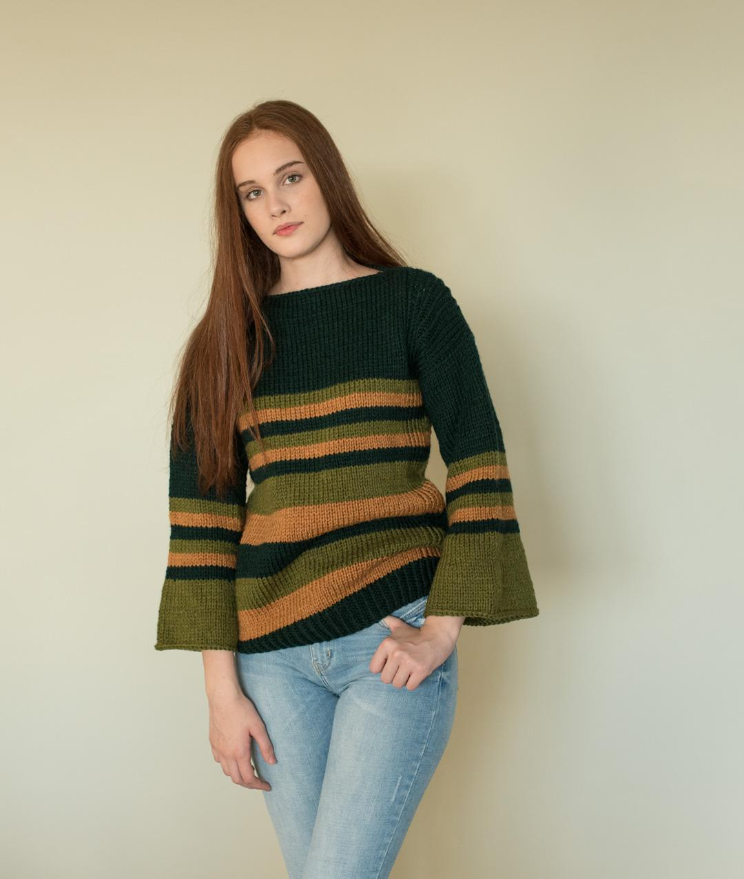 Sweaters and Tops - Wool - Maine Sweater - 1