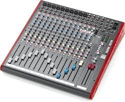 ZED16FX MIXER ALLEN HEATH